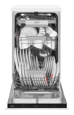 Amica MI 438 BLDC Automatické otevírání dveří