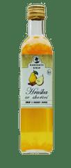 Karáskovy nápoje Sirup hruškový se skořicí 500 ml