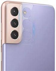 Nillkin InvisiFilm AR Camera Ochranný Film 0.22mm pro Samsung Galaxy S21 57983102337, čirý