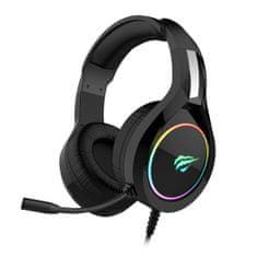 Havit Gamenote slušalice s mikrofonom, RGB (HV-H2232d)