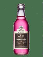 Karáskovy nápoje Limonáda levandulová s bezinkou 6 x 330 ml