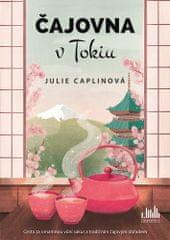 Julie Caplin: Čajovna v Tokiu