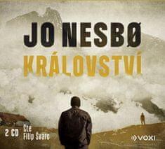 Nesbo Jo: Království (2x CD) - MP3-CD