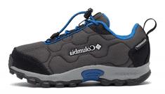 Columbia dětská outdoorová obuv Firecamp Sledder 3 WP 1862901089