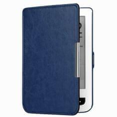 Durable Lock Pocketbook 622 / 623 Durable Lock 1262 - tmavě modré pouzdro, magnet