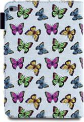 Lente Designs LD08 univerzální pouzdro pro čtečky knih - motiv Butterfly Bliss