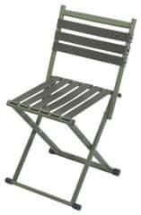 Cattara Židle kempingová skládací NATURE s opěradlem