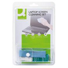 Q-Connect Čistiaca sada na Q-Connect na laptop