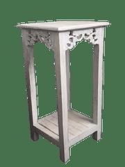 Netuctovky Vyřezávaný stolek - střední