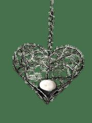 Netuctovky Závěsný svícen - malé srdce