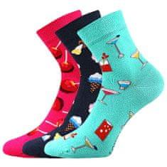 Fuski - Boma ponožky Dedot Barva: mix A, Velikost: 35-38 (23-25)