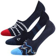 Fuski - Boma ponožky Vorty Barva: mix A, Velikost: 35-38 (23-25)