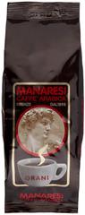 Manaresi Marrone, zrnková káva Balení: 250g