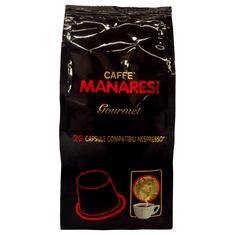 Manaresi kávové kapsle pro Nespresso přístroje