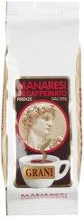 Manaresi bezkofeinová zrnková káva
