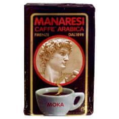 Manaresi Italian Moca, mletá káva