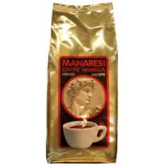 Manaresi Oro, zrnková káva Balení: 250g