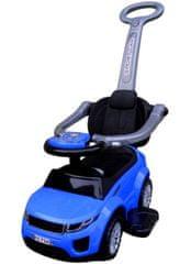R-Sport bébitaxi tolókarral J4 Blue