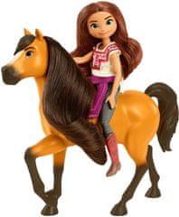 Mattel Spirit lutka in konj Lucky in Spirit