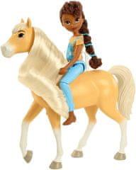 Mattel Spirit panenka a kůň Pru a Chica Linda