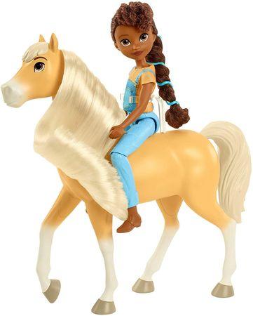 Mattel Lutka i konj Spirit, Pru i Chica Linda