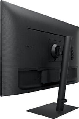 monitor Samsung T85F (LF27T850QWUXEN) IPS 24 cali gaming office displej