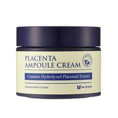 MIZON Pleťový krém s obsahom 1500 mg placenty (Placenta Ampoule Cream) 50 ml
