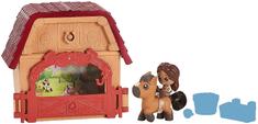 Mattel Spirit Edycja kolekcjonerska Uroczy kucyk i przyjaciele