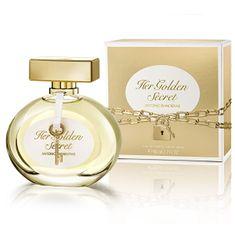 Antonio Banderas Her Golden Secret- Woda toaletowa