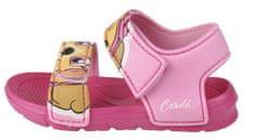 Disney dívčí sandály Paw Patrol 2300003054