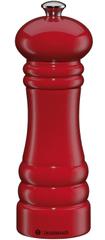 Zassenhaus Mlynček na korenie BERLIN 18 cm červená lesklá