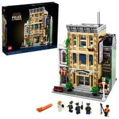 LEGO Creator Expert 10278 Policijska postaja