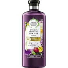 Herbal Essences Vyživujúce šampón na vlasy Nourish Passion Flower & Rice Milk (Shampoo) 400 ml