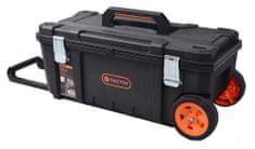 Tactix Vodotesný plastový box na kolieskach - TC320394