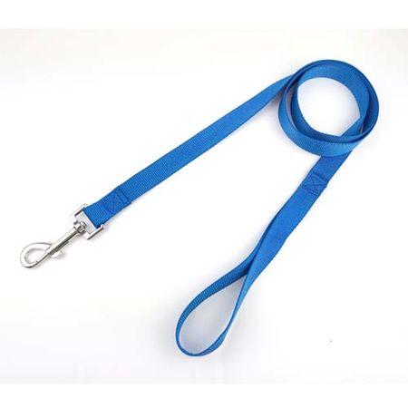 COBBYS PET Textil vezető póráz 1,5x120cm kék