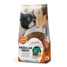 Duvo+ Regular menu dog 14kg száraz kutyatáp
