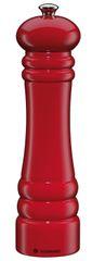Zassenhaus Mlynček na soľ BERLIN 24 cm červená lesklá