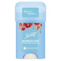 Secret Tuhý krémový antiperspirant Rosewater Scent 40 ml