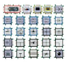 Arduino Nano Brick'R'knowledge komplet