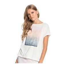 Roxy Dámské triko Summertime Happiness ERJZT05140-WBK0