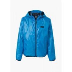 Losan Modrá bunda s odnímateľnou kapucňou LOSAN-LOSAN