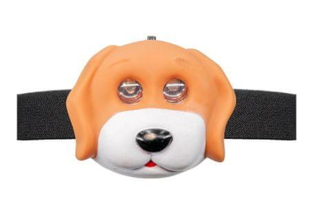 Oxe  LED homloklámpa, kutya