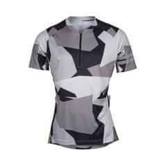 Northfinder Dewerol moška kolesarska majica, črna