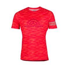 Northfinder Derinky moška kolesarska majica, rdeča