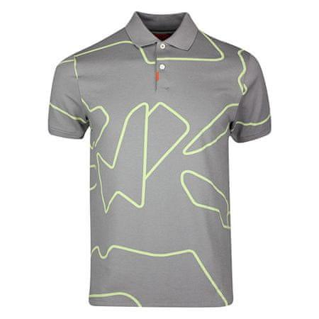 Nike Férfi vékony póló A Polo, Férfi vékony póló A Polo | CU9834-003 | XL