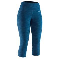NRS HydroSkin 0.5 capri hlače, ženske, neopren, plave