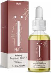 NAIF Tehotenský olej na strie 90 ml