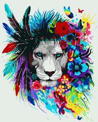 Kouzelný Art Farebný