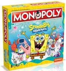 Winning Moves Monopoly Spongebob Squarepants Anglická verze