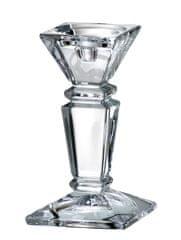 Crystalite Bohemia Crystalite Bohemia skleněný svícen Empery 20,5 cm 1KS